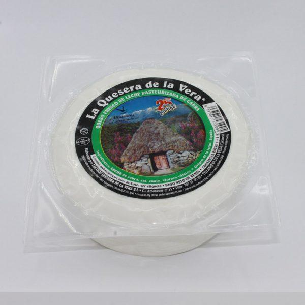Comprar queso de cabra fresco envasado
