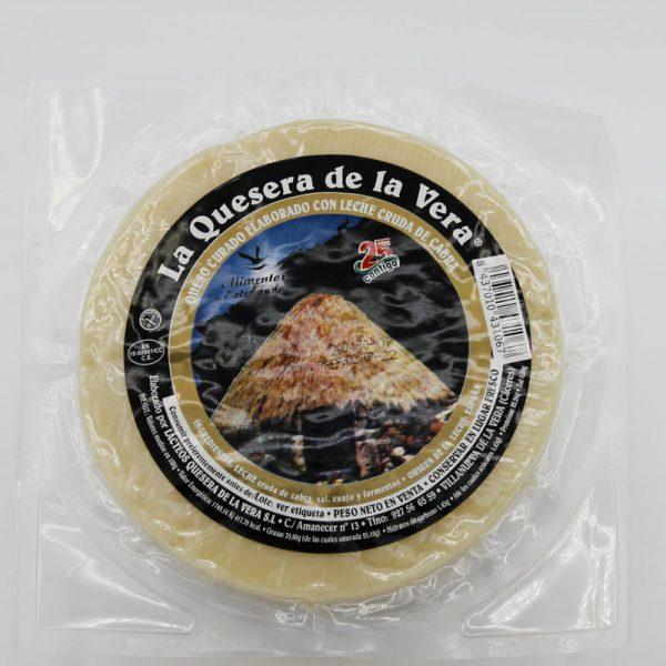 Comprar queso de cabra de leche cruda envasado