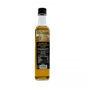 Aceite de oliva virgen extra medio litro