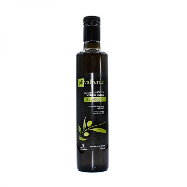 Aceite virgen extra ecológico 500 ml