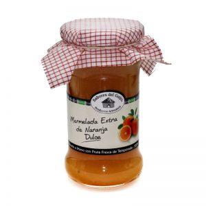Mermelada extra de naranja dulce artesana