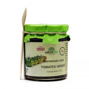 Mermelada extra de tomates verdes