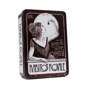 Rabitos royale lata vintage