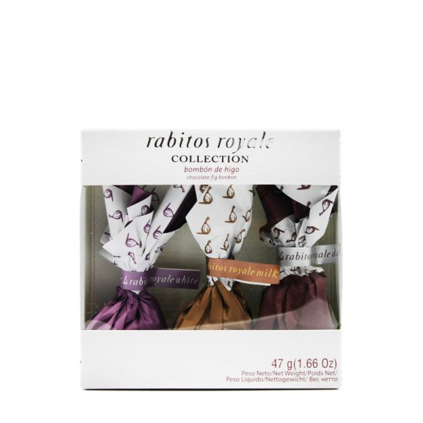 Rabitos royale collection 3 unidades