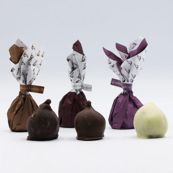 Rabitos royale collection bombón de higo