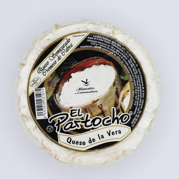 Comprar queso de cabra El Partocho