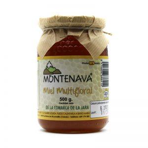 Miel multifloral Montenava