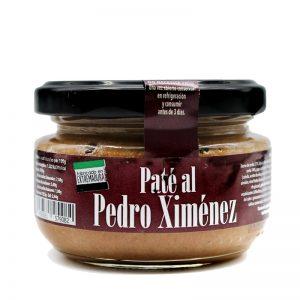 Paté al Pedro Ximénez